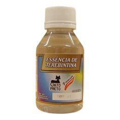 É o solvente tradicional das tintas a óleo.