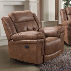 AC Pacific Furniture - Kingston Recliner - AC-1586
