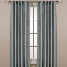 product image for Cambria® Malta Rod Pocket/Back Tab Window Curtain Panel