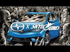 Skybound's The Walking Dead Brings the Scion iM to the Zombie Apocalypse...