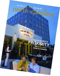 PROXIMITY HOTEL   Greensboro, NC.  First LEED© Platinum Hotel in USA. America's first installation of the regenerative drive for Otis' Gen2 elevator, which reduces net energy usage by capturing the system's energy and feeds it back into the building's internal electrical grid. In addition, 100 solar panels on the roof generate energy to heat water.