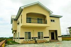 4 bedroom detached duplex with BQ (Pearl Garden Estate)