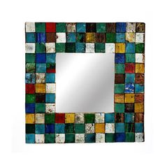 Small Mosaic Mirror, $160, now featured on Fab.