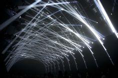 """Jungle"" light installation by Teamlab » Retail Design Blog"