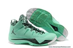 Green Glow Jordan Super.Fly 2 602666-330 Outlet