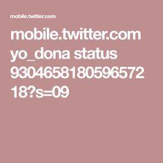 mobile.twitter.com yo_dona status 930465818059657218?s=09