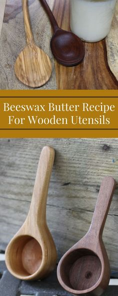 Use my beeswax butter recipe to care for your kitchen utensils. I also talk about steps to take to care for your wooden utensils. Wood Turning Lathe, Wood Turning Projects, Wood Lathe, Learn Woodworking, Easy Woodworking Projects, Woodworking Plans, Lathe Projects, Wood Projects, Diy Holz