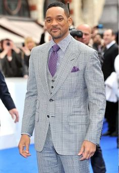 Will Smith - Check out that suit!