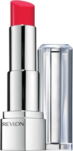 NEW Revlon Ultra HD™ Lipstick. True color clarity without the heavy feel. My Shade: HD GLADIOLUS.