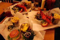 Burger & Lobster, Mayfair, London