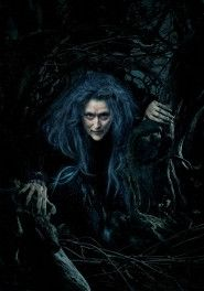 Into The Woods (2014) Movie Poster Meryl Streep v20 Key Art