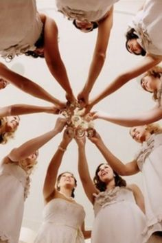 wedding photography idea || Bridesmaids || Bridal party