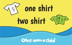 Once Upon A Child Newport News, VA we buy and sell gently used kids stuff