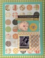 A Project by nicolemartel from our Scrapbooking Gallery originally submitted 01/01/13 at 08:07 PM