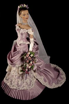 history barbie brides gowns History Tonner dolls.. 47.1...4 qw
