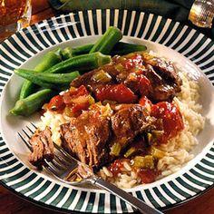 Cajun Pot Roast