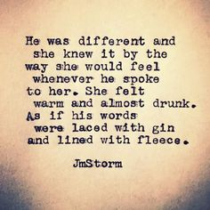 gin and fleece