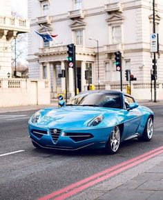 Alfa Romeo Disco Volante #alfaromeodiscovolante