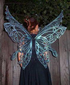 fairies wings | Fairy wings by stephanievaladez.melendrez