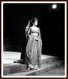 Maria Callas - 1961 11 dicembre Milano Teatro alla Scala Medea Altri interpreti: Jon Vickers (Giasone) Giulietta Simionato (Neris) Nicolai Ghiaurov (Creonte) Thomas Schippers (Direttore) Aléxis Minotís (Regia)