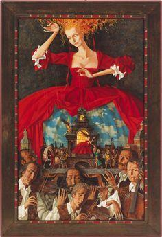 Russian Artists Roman Zaslonov - Роман Заслонов on Pinterest ...