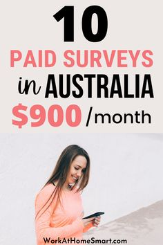 Looking for the best paid online surveys in Australia to make extra cash? Here are some of the best survey sites Australia offers. Best Paid Online Surveys, Surveys That Pay Cash, Paid Surveys Australia, Best Survey Sites, Making Extra Cash, How To Make Money