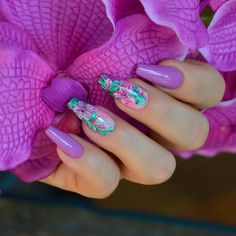 Elegant Floral Mani For Coffin Nails ❤ Perfect Coffin Acrylic Nails Designs To Sport This Season ❤ See more ideas on our blog!! #naildesignsjournal #nails #nailart #naildesigns #coffinnails #ballerinanails #coffinacrylicnails Cute Acrylic Nails, Acrylic Nail Designs, Fancy Nails, Pretty Nails, Coffin Shape Nails, Ballerina Nails, Nude Color, Nail Inspo, Nail Tips