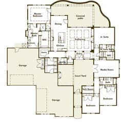 My dream home Floor Plan Details | #BerkeleyBuilders