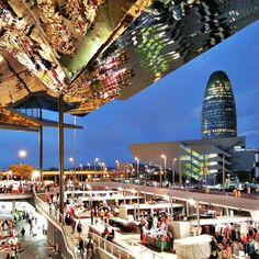 Mercat dels Encants, Barcelona (Spain)