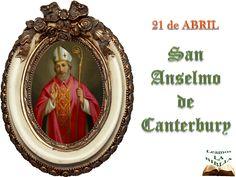 Leamos la BIBLIA: San Anselmo de Canterbury