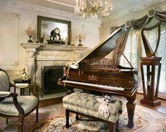 Obsession, kj5860: (via Traditional Living Room Design,...