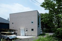 House+in+Hiyoshi+/+EANA
