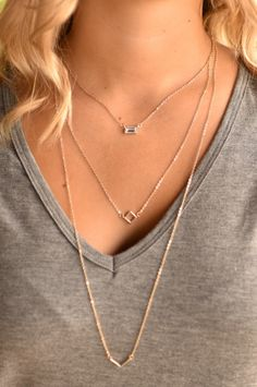 Pink Slate Boutique - Layer It On Necklace, $15.00 (http://www.pinkslateboutique.com/layer-it-on-necklace/)