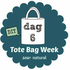 Sew Natural Blog: Tutorial: een Rits toevoegen aan je Tas