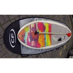 Prancha de Stand Up Paddle personalizada #outlines #sup #standuppaddle