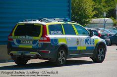 Befälsbil Enköping