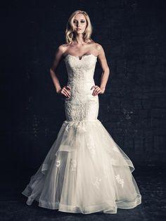 Ella Rosa Wedding Dresses Photos on WeddingWire