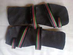 Unique Masai Recycled tyre sandals.US SIZE 6.5,U.K 6.0,EUR39.