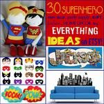 Superhero Backlit Canvas Art - The Scrap Shoppe Superhero Cartoon, Superhero Room, Superhero Ideas, Fun Activities For Kids, Kids Fun, Super Happy, 4th Birthday, Projects To Try, Canvas Art
