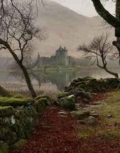 Kilchurn Castle, Sco