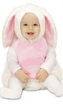 Disfraz de Conejo Capucha para Bebé