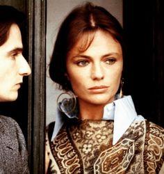 Jacqueline Bisset in François Truffaut's Day for Night (La Nuit Américaine), France, 1973