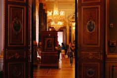 Winter Palace, interiors