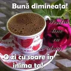 Imagini buni dimineata si o zi frumoasa pentru tine! - BunaDimineataImagini.ro Romantic Couple Hug, Romantic Couples, Morning Coffee, Good Morning, I Love Coffee, Mugs, Facebook, Tableware, Nocturne