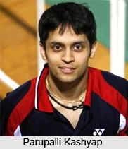 Parupalli Kashyap is an Indian badminton player. He was awarded the Arjuna Award by the Government of India. For more information visit: #Indian #Badminton #Player