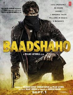 Baadshaho new poster: Ajay Devgn's badass avatar will leave you curious