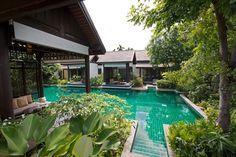 pool access room review Anantara Lawana Koh Samui