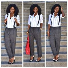 Today's Post: The androgynous look!