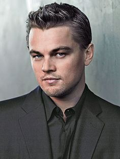 DiCaprio he gets so much better with age.