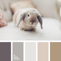 bunny tones | more on: http://www.pinterest.com/AnkAdesign/palettes/